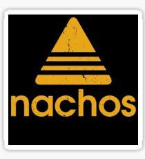 Nachos Adidas Logo Sticker