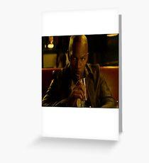 Jamie Foxx Greeting Card