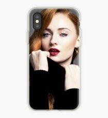 Celebrity: Sophie Turner iPhone Case