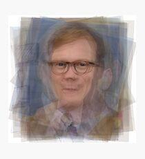 Forrest MacNeil Portrait Photographic Print