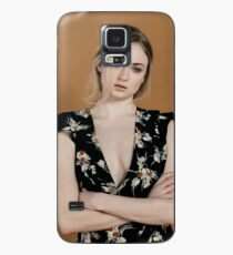 Celebrity: Sophie Turner Case/Skin for Samsung Galaxy