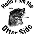 Hello From the Otter Side x2 by diannamv4