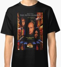 The Fifth Element Classic T-Shirt