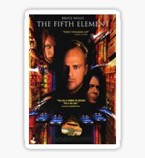 The Fifth Element Sticker