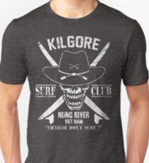 Kilgore Surf Club (Back) T Shirt Unisex T-Shirt