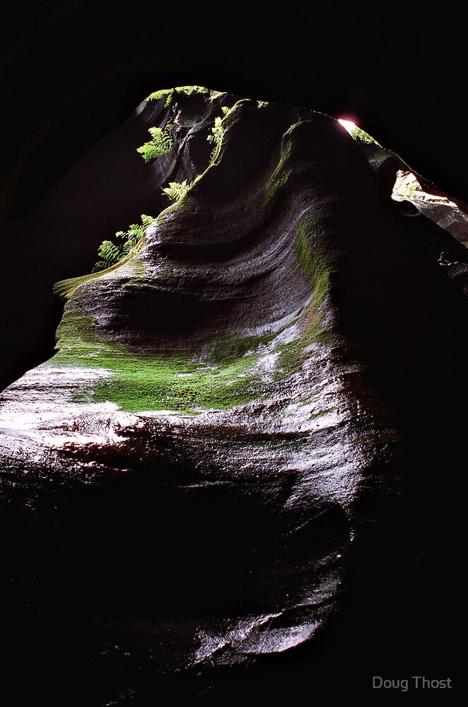Claustral Canyon 2 by Doug Thost