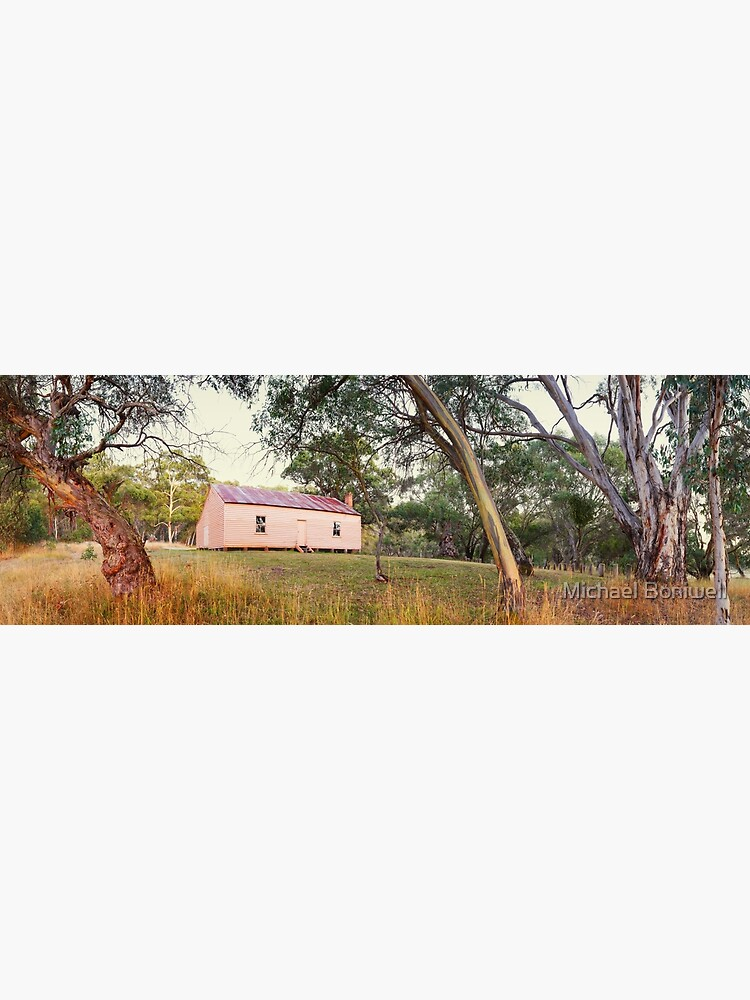 Long Plain Hut, Kosciuszko National Park, New South Wales, Australia by Chockstone