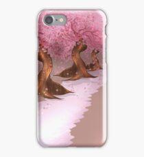 Cherry Path iPhone Case/Skin