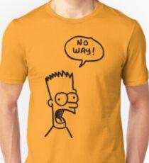 No Way Unisex T-Shirt