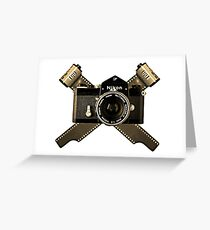 35mm Pirate Greeting Card