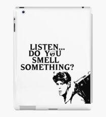 """Listen...Do You Smell Something?"" iPad Case/Skin"