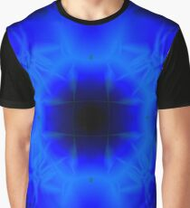 Blue streaks Graphic T-Shirt