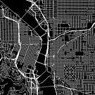 Portland Street Map by flashman