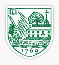 Dartmouth Seal Sticker
