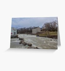 McDougall Mill Museum Greeting Card