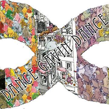 Dance Gavin Dance - Mothership Albums by fallingfar