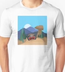 VROOOOM! RaceCar Unisex T-Shirt