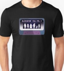 Awesome Mix Vol. 2 Unisex T-Shirt