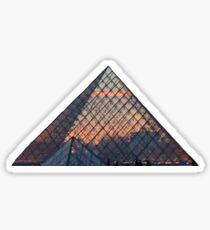 Louvre Sticker