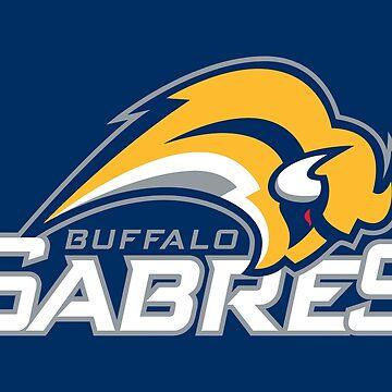 Buffalo Sabres  by jerryvweeks