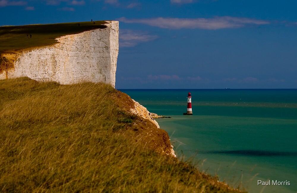 Beachy Head Lighthouse - UK by Paul Morris