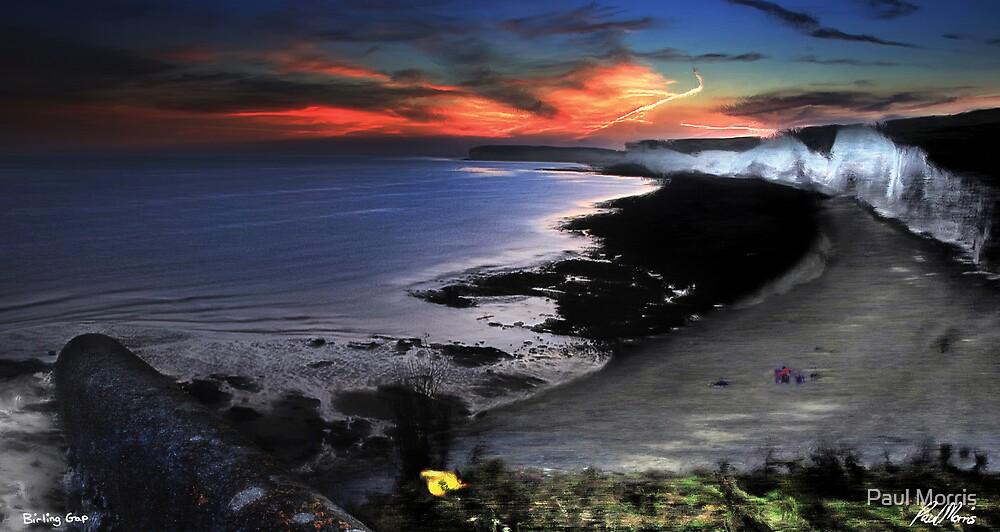 Birling Gap - Beachy Head - Eastbourne by Paul Morris
