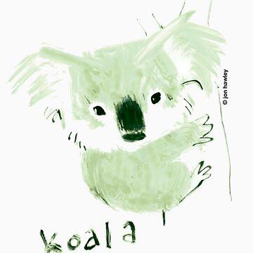 Koala by jonhawley