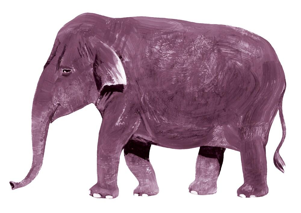 Chris Mauvish Elephant by Jon Hawley