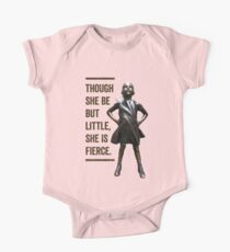 Fearless Girl Kids Clothes
