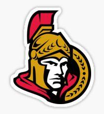 Ottawa Senators Sticker