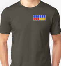 Imperial Rank Insignia Plaque Unisex T-Shirt