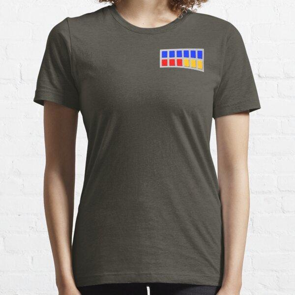 Imperial Rank Insignia Plaque Essential T-Shirt