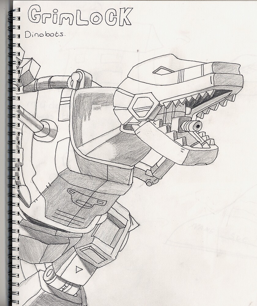 transformers drawing by h3ppy