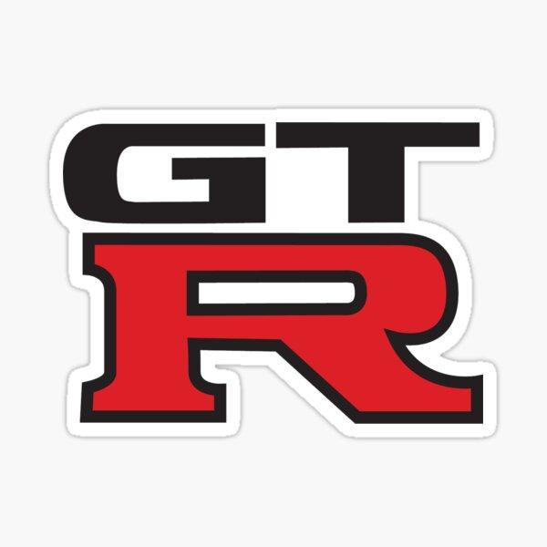 GTR Logo Sticker