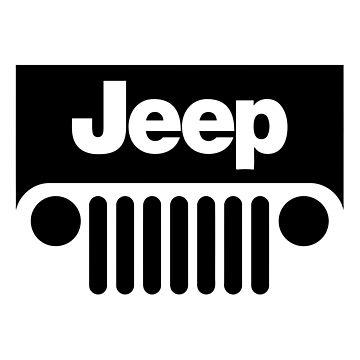 Jeep - glass by jerryvweeks