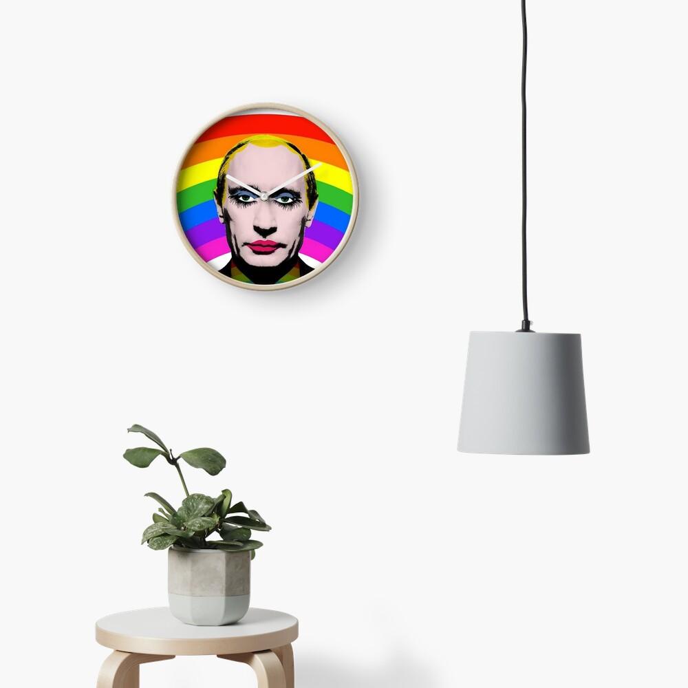 Vladimir Putin Payaso Gay Reloj