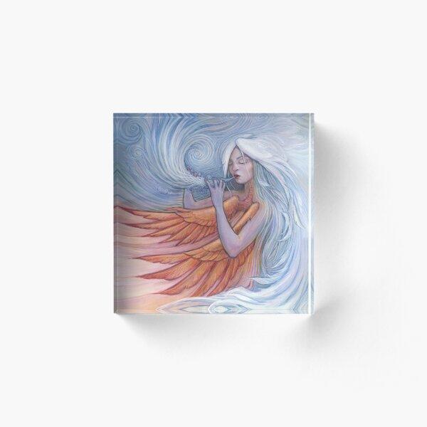 Neuma, The Spirit Of Breath Acrylic Block