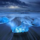 Blue Diamonds by Jill Fisher