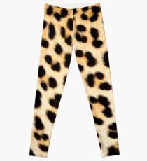 Lodge décor - Cheetah print Leggings