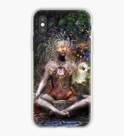Sacrament For The Sacred Dreamers iPhone Case