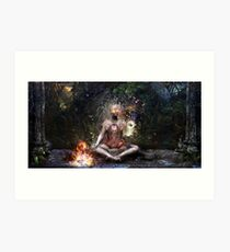 Sacrament For The Sacred Dreamers Art Print