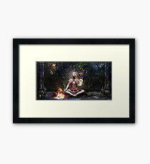 Sacrament For The Sacred Dreamers Framed Print