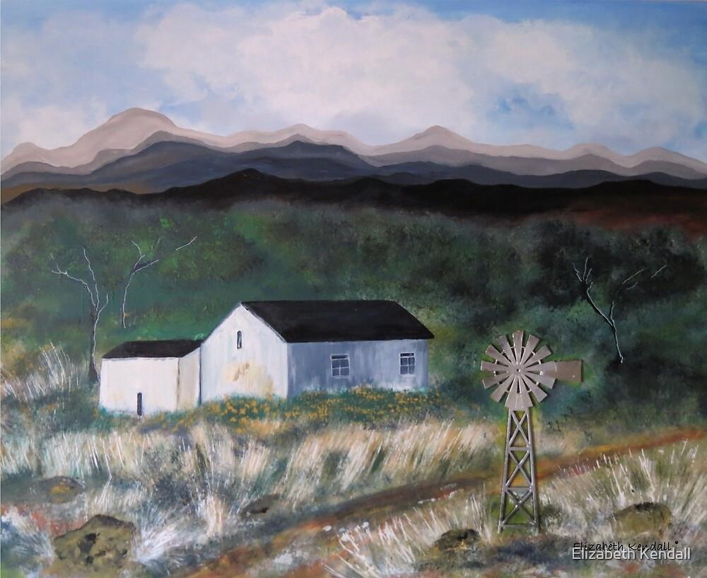 Ich hatte eine Farm in Afrika von Elizabeth Kendall