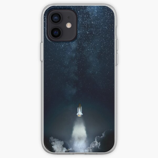 Into Space iPhone Soft Case