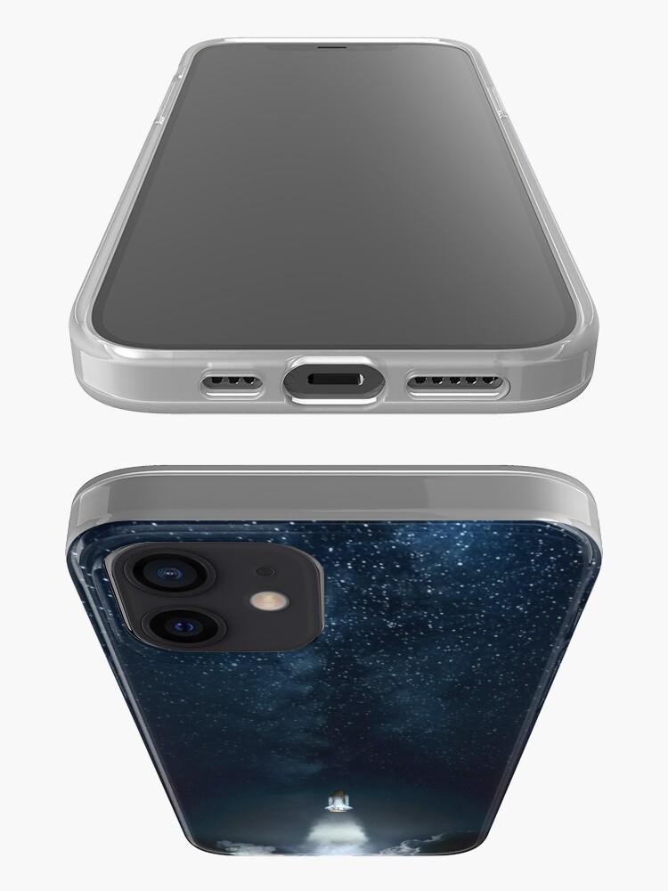 Alternate view of Into Space iPhone Case & Cover