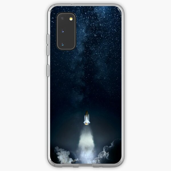 Into Space Samsung Galaxy Soft Case