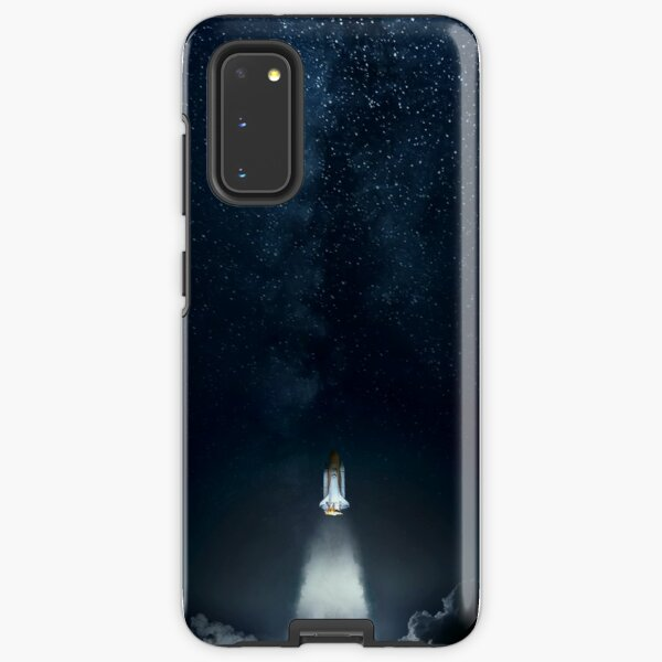 Into Space Samsung Galaxy Tough Case