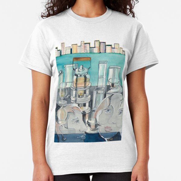 Tea for Two Classic T-Shirt