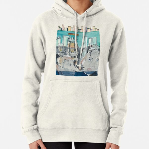 Tea for Two Pullover Hoodie
