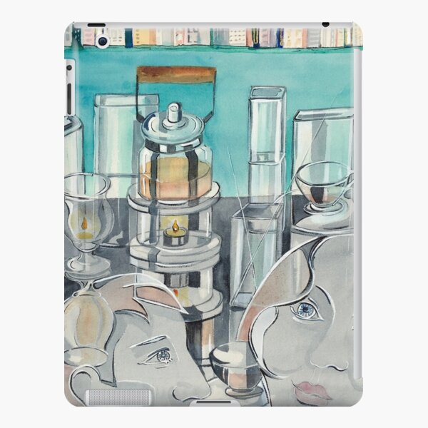 Tea for Two iPad Snap Case